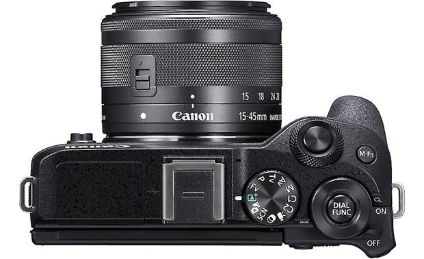 Canon EOS M6 II Kit Top