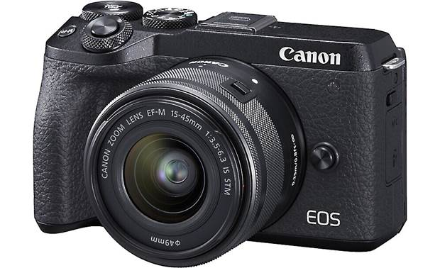 Canon EOS M6 II Kit Front
