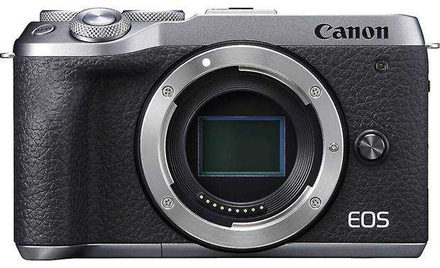 Canon EOS M6 Mark II (no lens included) Front