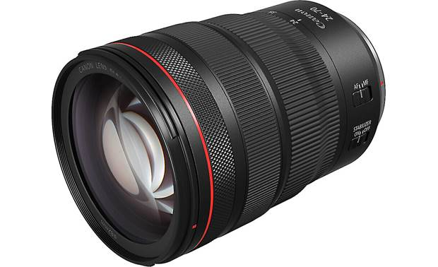 Canon RF 24-70mm f/2.8 L IS USM Front