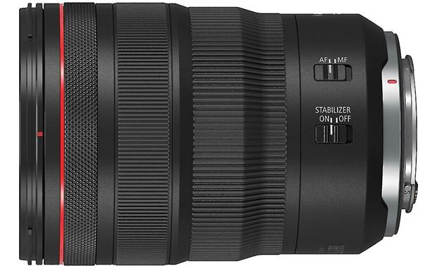 Canon RF 24-70mm f/2.8 L IS USM Side