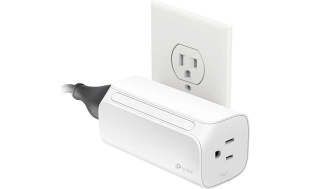 TP-Link HS107 Smart Plug Each outlet can be independently controlled