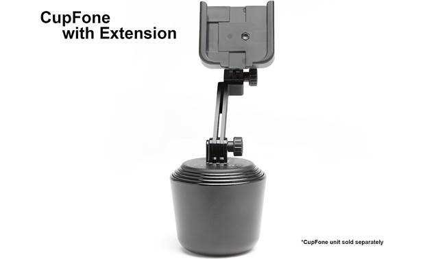 WeatherTech CupFone™ Extension Other
