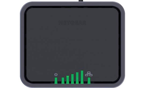 NETGEAR LB1120 LED lights let you check signal strength at a glance