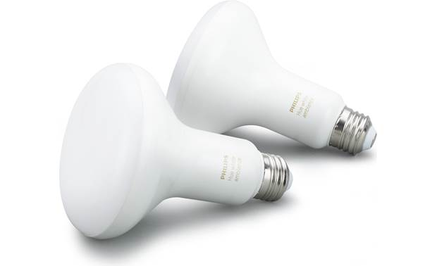 Philips Hue White Ambiance BR30 Bulbs Front