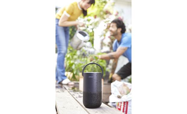 Bose® Portable Home Speaker Spacious, 360° sound