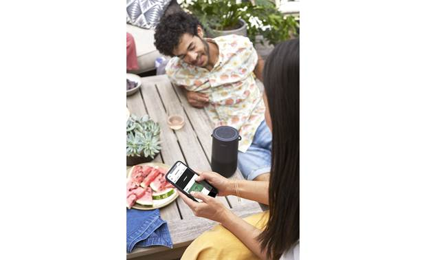 Bose® Portable Home Speaker Stream wirelessly from your smartphone