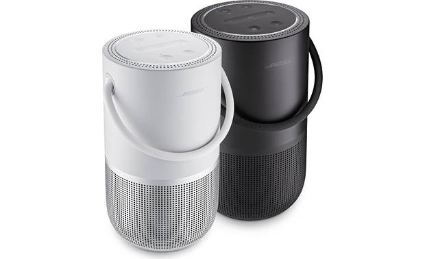 Bose® Portable Home Speaker Available in Triple Black or Luxe Silver