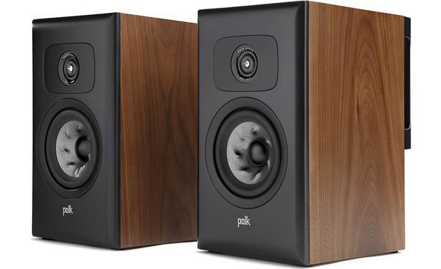 Polk Audio Legend L100 Shown with magnetic grilles removed