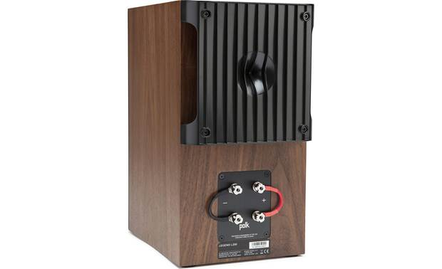 Polk Audio Legend L200 Dual sets of input terminals allow for bi-amping or bi-wiring