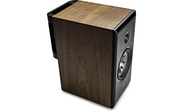 Polk Audio Legend L200 Angled view with grille off (speaker shown individually)