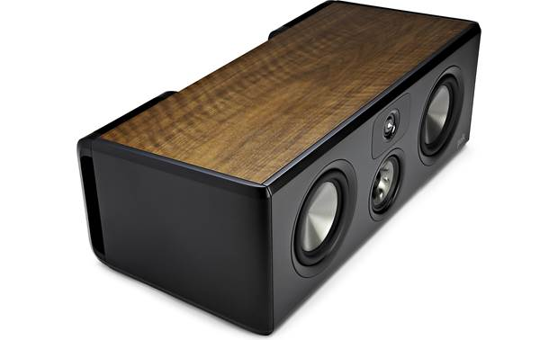 Polk Audio Legend L400 Top view with grille off
