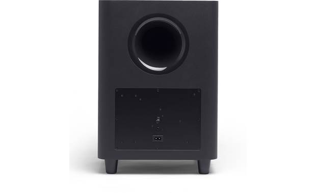 JBL Bar 5.1 Surround Ported subwoofer enclosure delivers deep bass