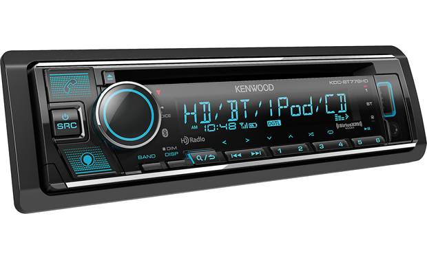 Kenwood KDC-BT778HD Other