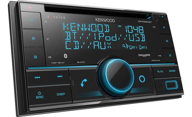 Kenwood Excelon DPX594BT Other
