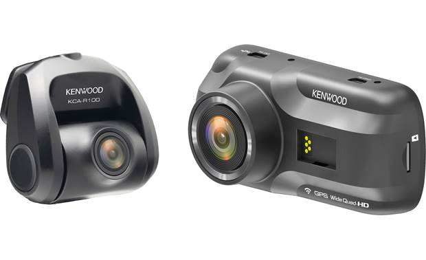 Kenwood DRV-A501WDP Other