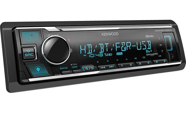 Kenwood KMM-BT728HD Other