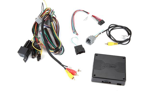 Axxess GMOS-MOST-02 Wiring Interface Front
