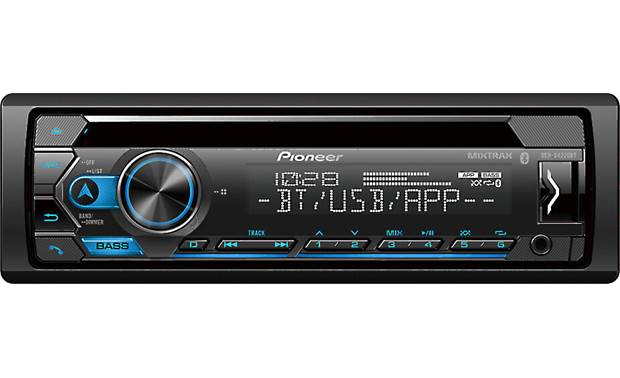Pioneer DEH-S4220BT The DEH-S4220BT offers excellent smartphone compatibility
