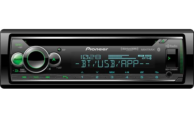 Pioneer DEH-S7200BHS Front