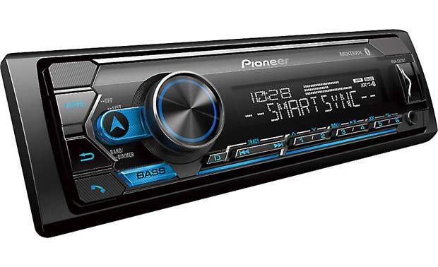 Pioneer MVH-S322BT Other