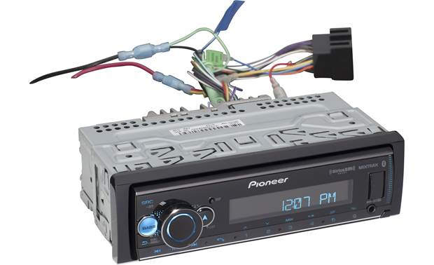 Pioneer MVH-S522BS Other