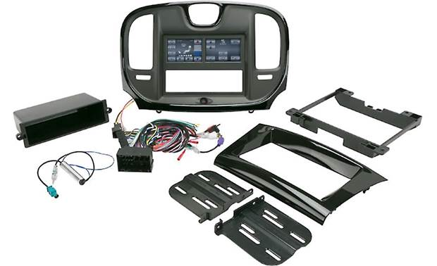 Scosche ITCCR01B Dash and Wiring Kit Other