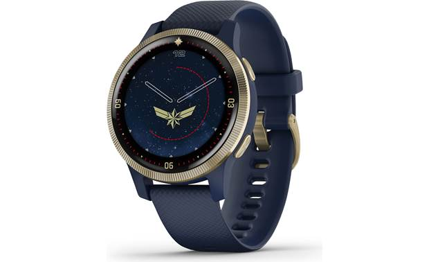 Garmin Captain Marvel Front