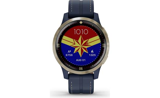 Garmin Captain Marvel Other
