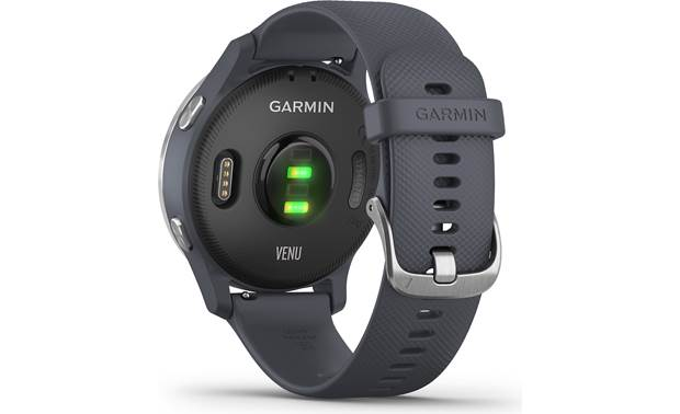 Garmin Venu Wrist-based HRM and Pulse OX