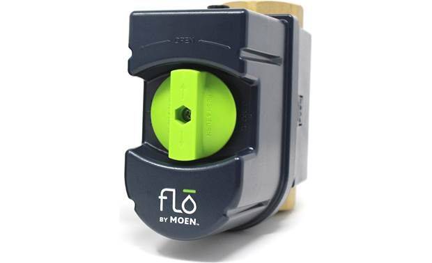 Flo by Moen Smart Water Valve Front