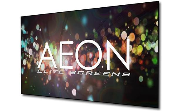 Elite Screens Aeon CLR® Front