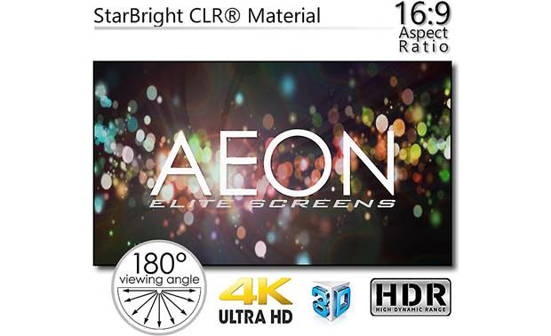 Elite Screens Aeon CLR® Other