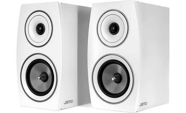 Jamo Concert 9 Series C 93 II Shown with magnetic grilles removed