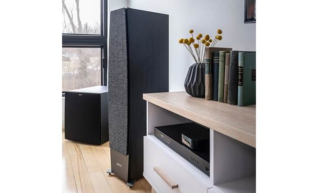 Jamo Concert 9 Series C 95 II Shown in room with grille on