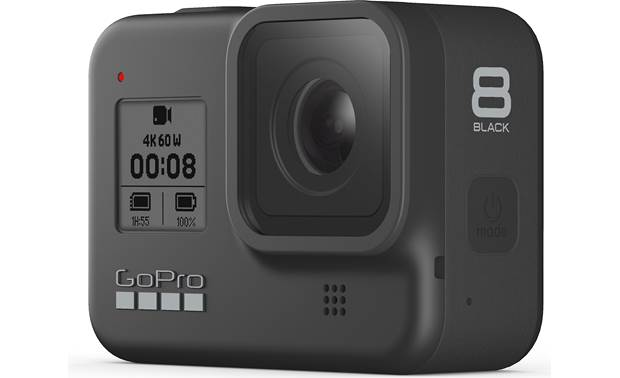 GoPro HERO8 Black Action Camera Front