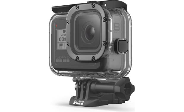 GoPro Protective Housing Side view