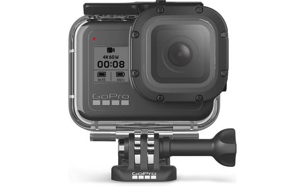 GoPro Protective Housing fits the HERO8 perfectly