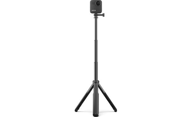GoPro Max Grip + Tripod Can be used as an extension pole or tripod