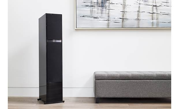 MartinLogan Motion® 60XTi Includes outrigger feet and removable carpet spikes