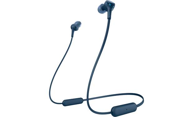 Sony WI-XB400 EXTRA BASS™ Bluetooth® earbuds with a neckband design
