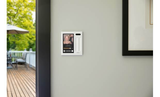 Brilliant Smart Home Control Install two or more and it can be used as a video intercom between rooms