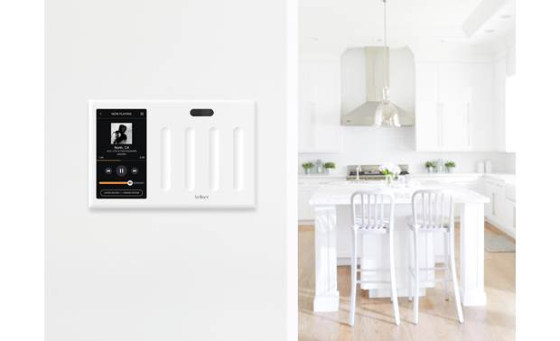 Brilliant Smart Home Control Brilliant can control your Sonos speakers — and show you what's playing on them