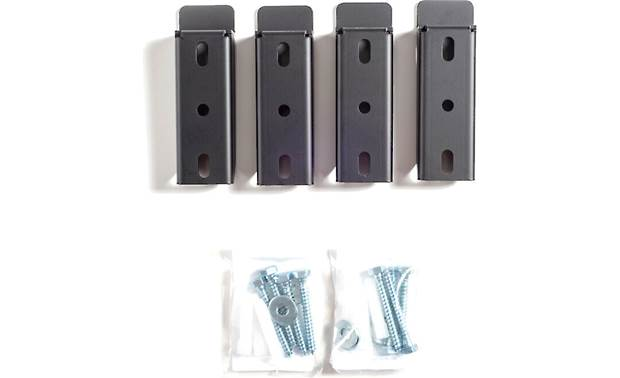 Salamander Designs Synergy Wall Mounting Kit Front