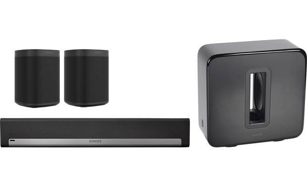 Sonos Playbar 5.1 Home Theater System Front
