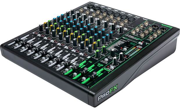 Mackie ProFX12v3 12-channel mixer