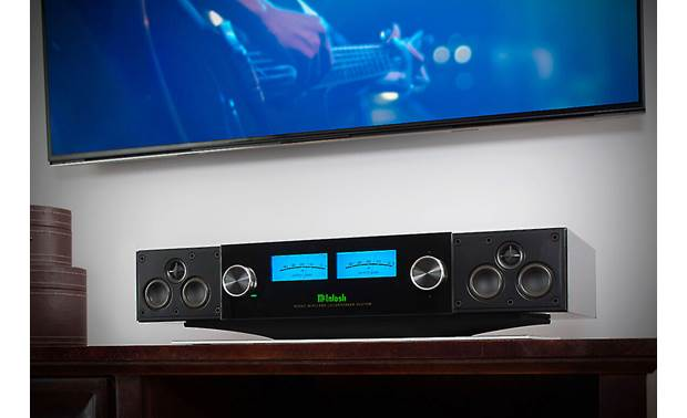 McIntosh RS200 HDMI input with ARC for connecting a TV