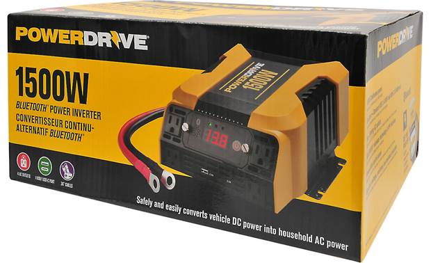 PowerDrive PD1500 Other