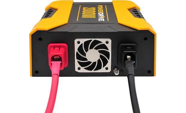 2 USB App with Bluetooth PD2000 4 AC PowerDrive 2000 Watt power Inverter
