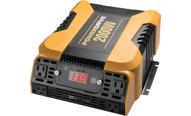 PowerDrive PD2000 Other